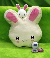 Another marshmellow bunnie by Berryland