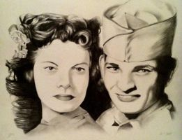 My Grandparents by SarahEleanor