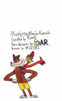 Banjo-Kazooie: BAR style by BARproductions