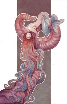 A twisted tale of tentacles by kyla79