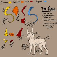 The Naga :: OPEN SPECIES by GrimHalo