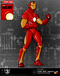 Trdli1349 Ultimate Iron Man by TRDLcomics