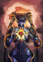 Our lobster and savior by VolverseLoco