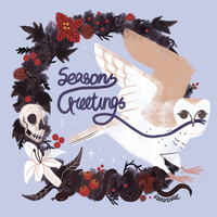Season's Greetings by callupish