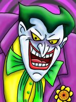 Animated Joker. by Joker-laugh