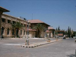 Old Train Station by Halab