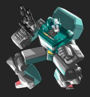 Transformers Kup by wannabegeorge