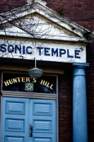 Sonic Temple by CouchyCreature