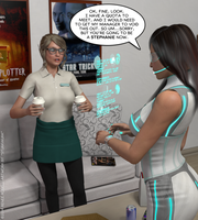 Customer Service 15 of 21 by sturkwurk