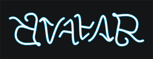 Avatar ambigram by dtw42