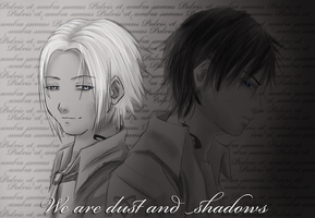 TID: We are dust and shadows by Quitoxica