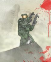 halo wars by anzalone
