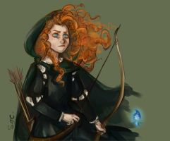 Merida by SixofClovers