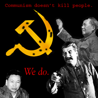 Killers and communism by red157