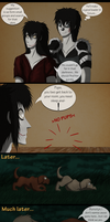 Adventures With Jeff The Killer - PAGE 183 by Sapphiresenthiss