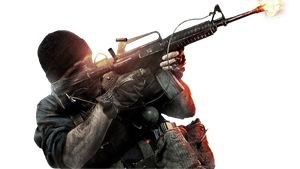 Call of Duty: Black Ops Render by N4PCroft