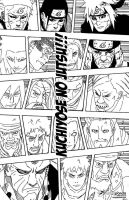 Hagoromo and All Past Kages by weissdrum