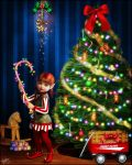 Happy Holidays 2011 by cosmosue