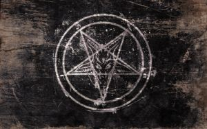 Pentagram background by Tonito292