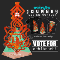 [Journey] Intertwined (design contest) by ochibrochi