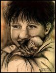 sympathy for child by artistibelle