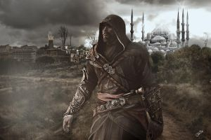 Ezio by ecoban07