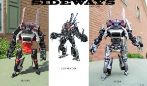 ROTF Sideways Custom by Unicron9