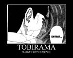 Tobirama and Hashirama Demotivational by CxDfan123