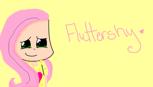 .:Fluttershy:. by ppgblossom678