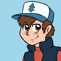 Anime Dipper by catlover1672