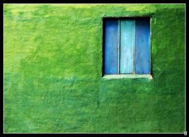 Green Blue Yeah by mister-kovacs