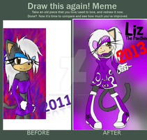 My Drawing Skilled Has Improved 8D by xX-CathTheHedgie-Xx
