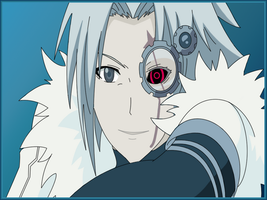 Allen Walker-D.Gray Man series by kahoko08