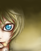 Alois Trancy: Left by LovelessXSpirit