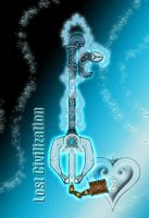 Keyblade - Lost Civilization - by WeapondesignerDawe