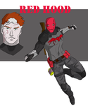 The Red Hood by cspencey