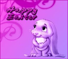 Happy Easter by Lou012