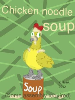 Chicken Noodle Soup by Kithrak