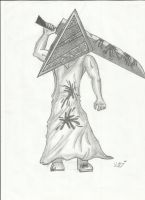Pyramid head by wabodisnay