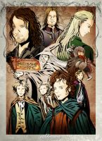 The Fellowship of The Ring by Neldorwen