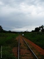Railroad by TheEndWhereIBegin