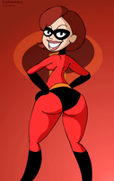 Helen Parr by ScoBionicle99