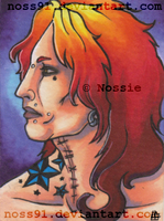 ACEO: Copperface by Noss91
