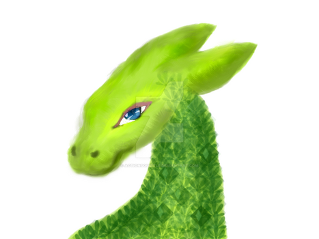 Green-furgon by ActionSquirtle