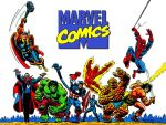 MARVEL Character Wallpaper 2 by Superman8193