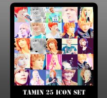 Taemin Icon Set by MilkYo