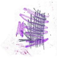 Textures: Crayon 027 by onecoldcanadian
