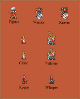 Generic Fire Emblem Sprites 6 by Great-Aether