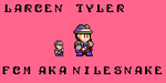 Larcen Tyler in SD by FCM-NileSnake
