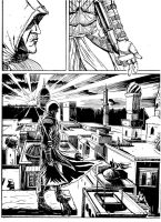 Assassin's creed page 1 by gianlucatestaverde